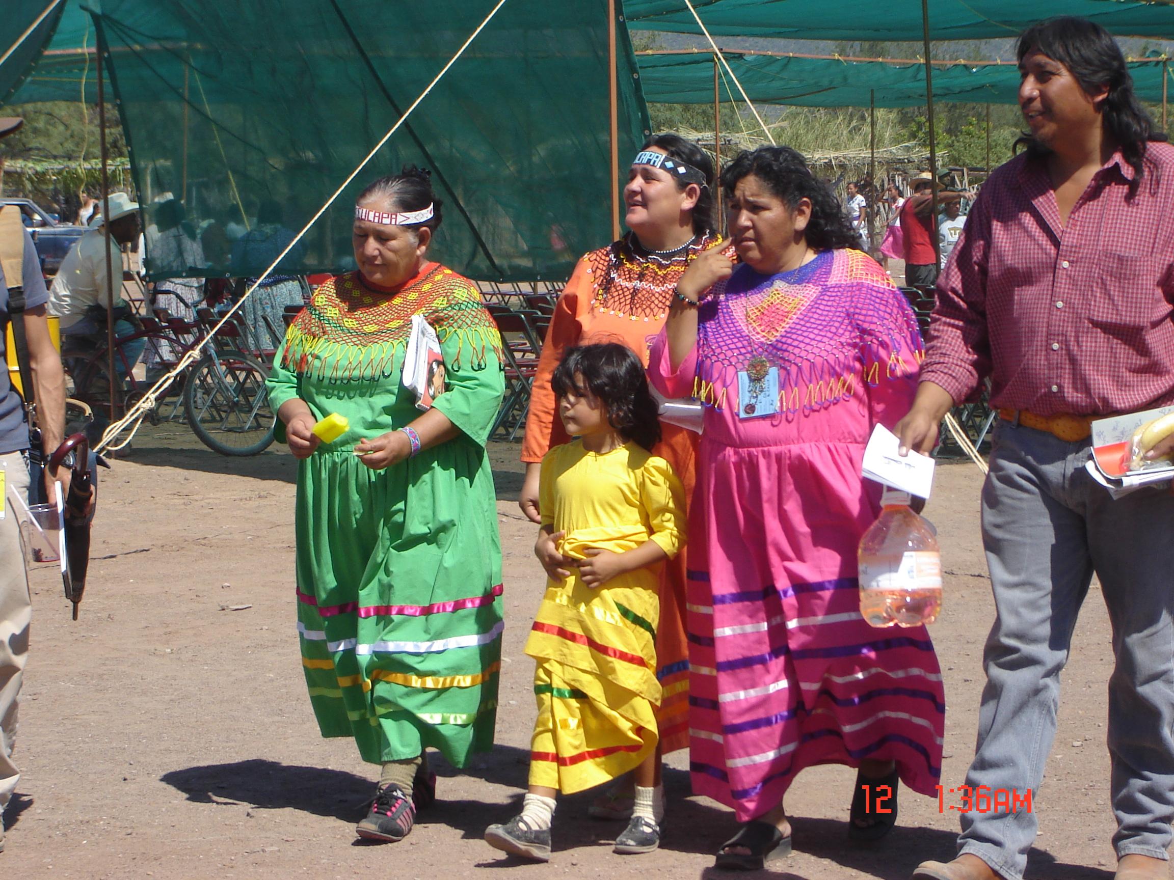 indios yaquis
