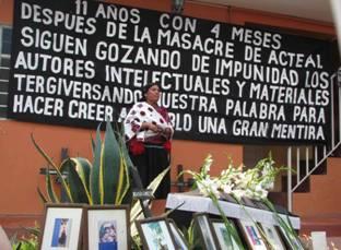 Foto: Prensa Indígena