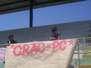 En el festival de las resistencias. Foto: Zapateando
