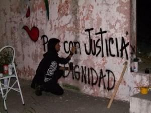 Ante la represión, la Digna lucha organizada: entrevista con defensora de derechos humanos hostigada por militares en Matamoros