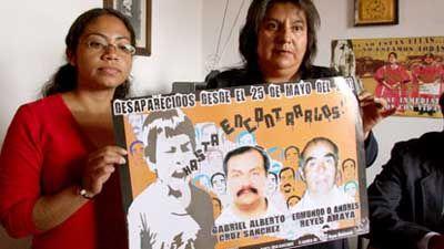 Paradigmático, caso de oaxaqueños desaparecidos hace 14 años, dice ONU-DH