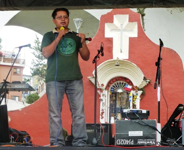 Bernardo Vazquez (QDEP) 25 Feb 2012 Xalapa